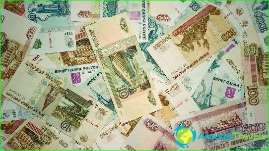 Valuta in Rusland