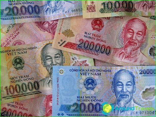 Valuutta Vietnamissa