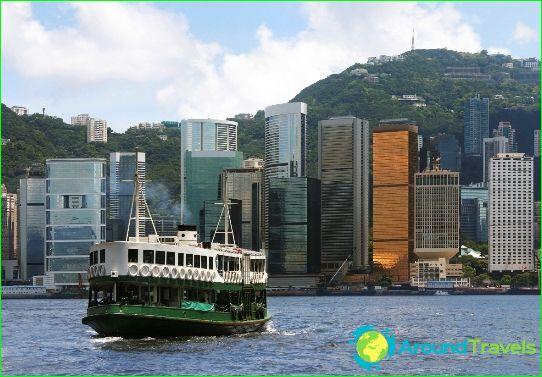 النقل في هونج كونج
