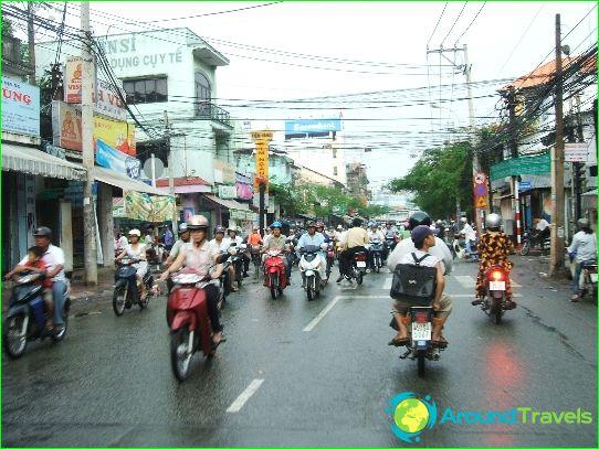 Kuljetus Vietnamissa