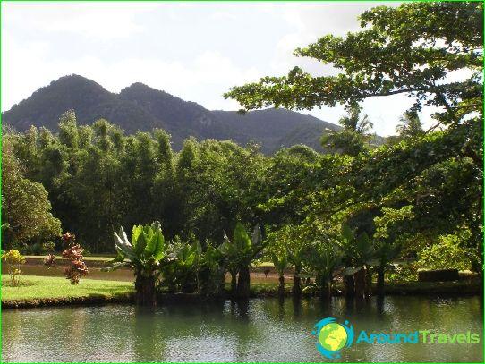 Vakantie in Mauritius in maart