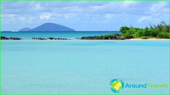 Loma Mauritiuksella huhtikuussa