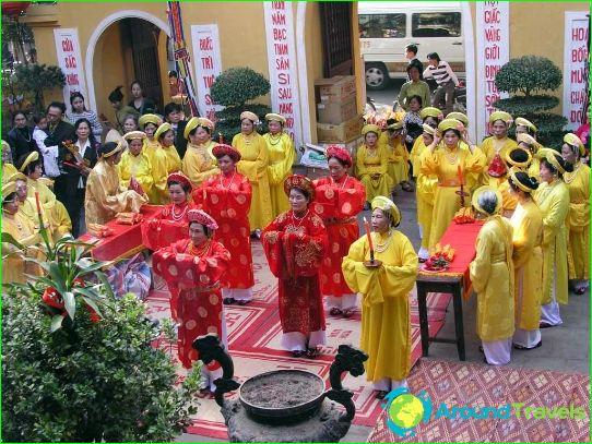 Vakantie in Vietnam