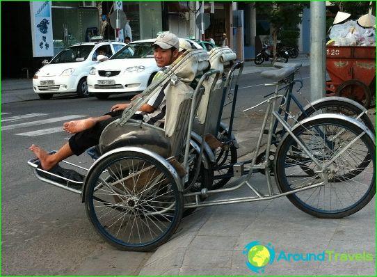 Vervoer in Nha Trang