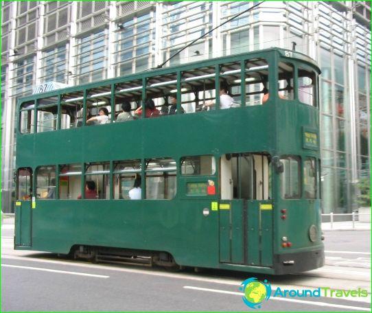 Transport in Hong Kong