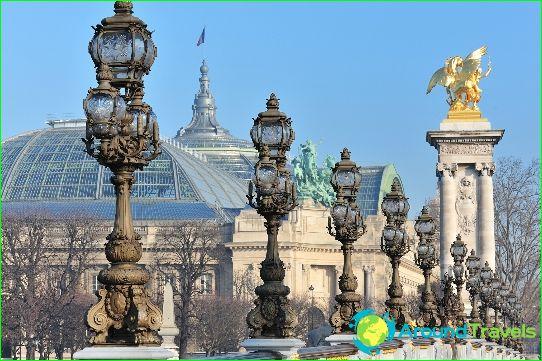 Vakantie in Parijs