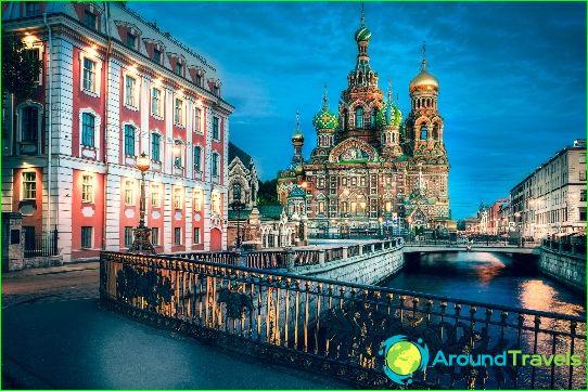 St. Petersburg in 1 dag