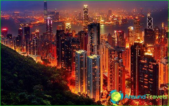 Tours in Hong Kong