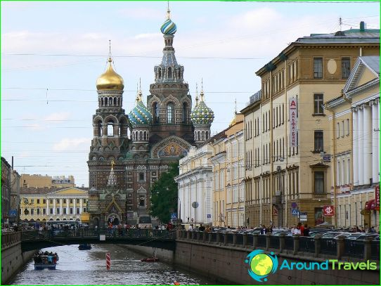 Турнета в Санкт Петербург