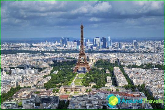 Tours in Parijs