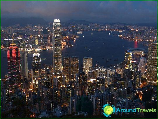 Hong Kong 1 päivässä