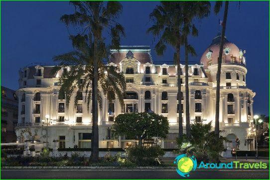 Vakantie in Nice
