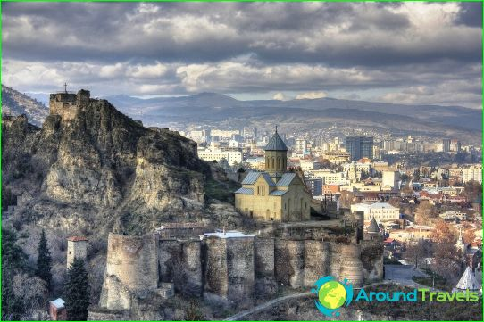 Tours in Tbilisi