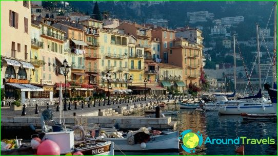 Tours in Nice