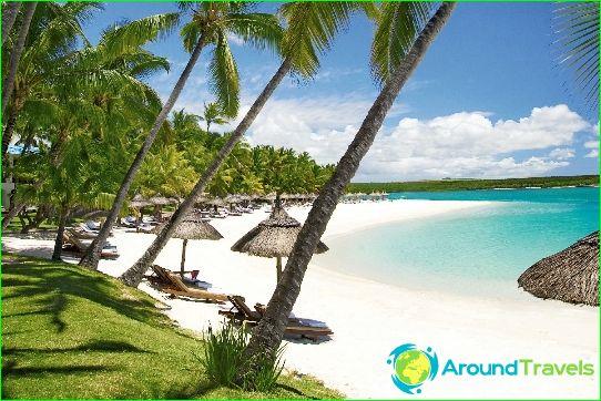 Tours naar Mauritius