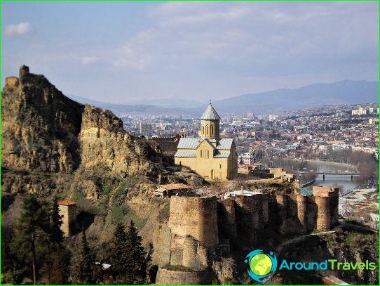 Rust in Tbilisi