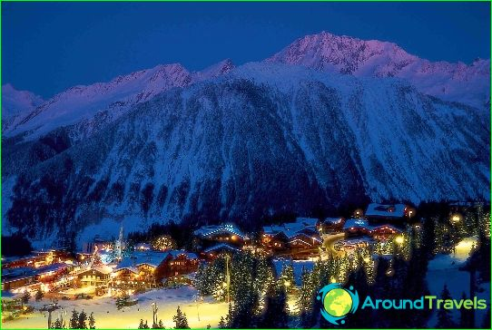 Tours in Courchevel