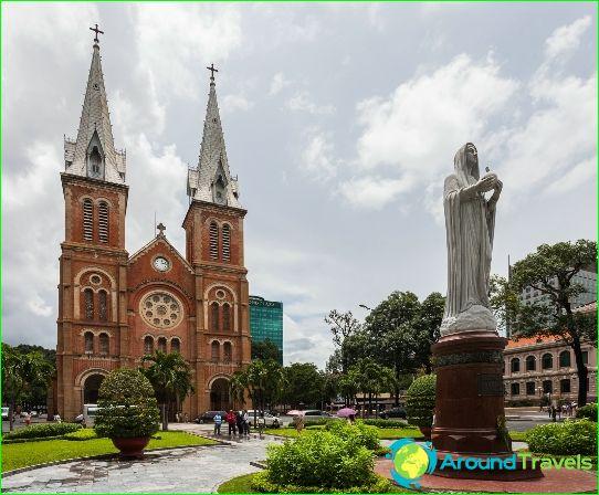 Vakantie in Ho Chi Minh City