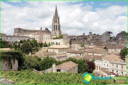 Retket Bordeauxissa
