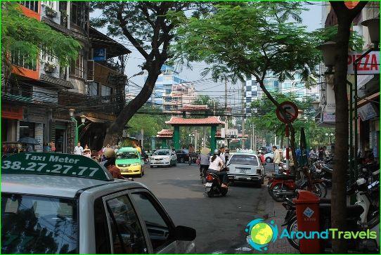 Обиколки в град Хо Ши Мин