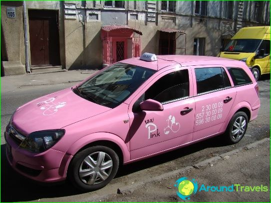 Taksi Tbilisissä