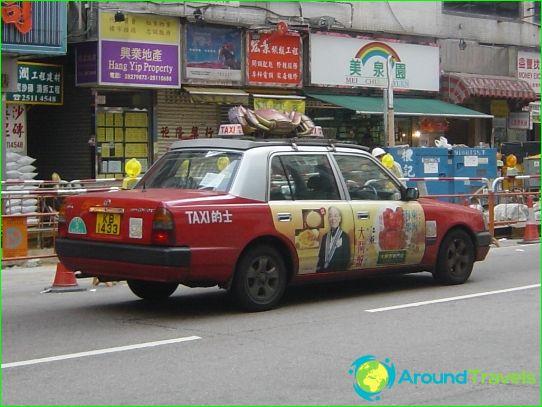 Taksit Hongkongissa