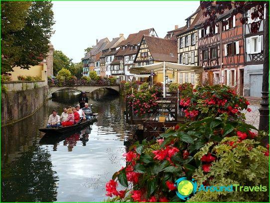 Kleine steden in Frankrijk