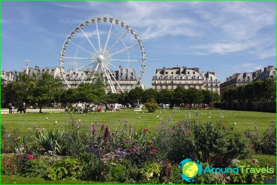 Tekemistä Pariisissa