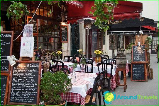 Waar te eten in Parijs?