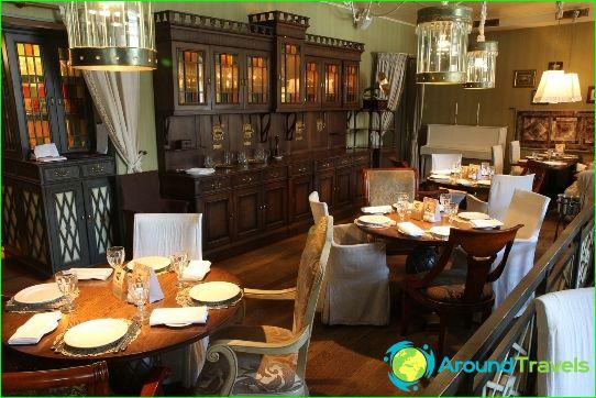 Waar te eten in St. Petersburg?