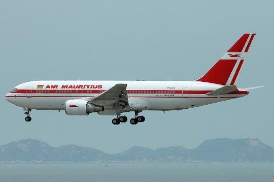 Hoeveel om te vliegen van Mauritius naar Moskou?