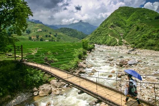 Pohjois-Vietnam