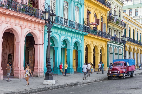 Cuba Kenmerken