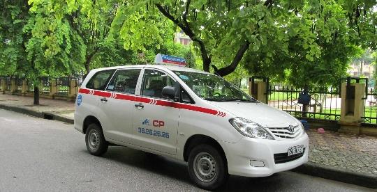 Taxi in Vietnam