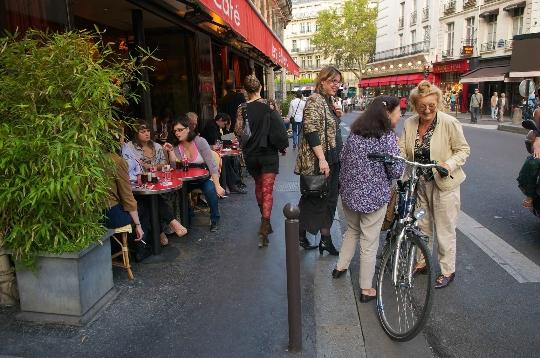Matka Pariisiin