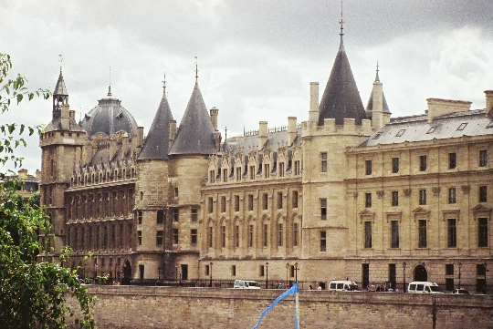 Conciergerie in Parijs