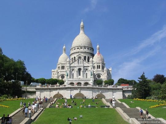 Сакре Кьор в Париж