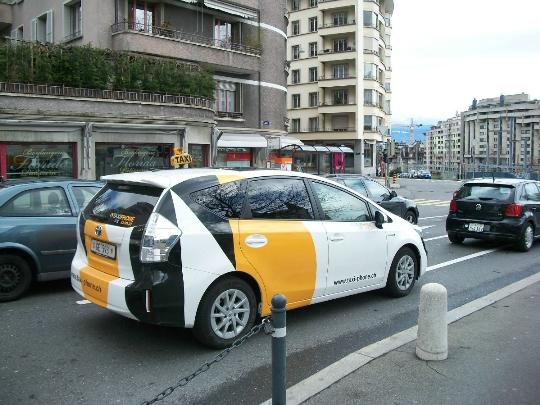 Taksi Georgiassa