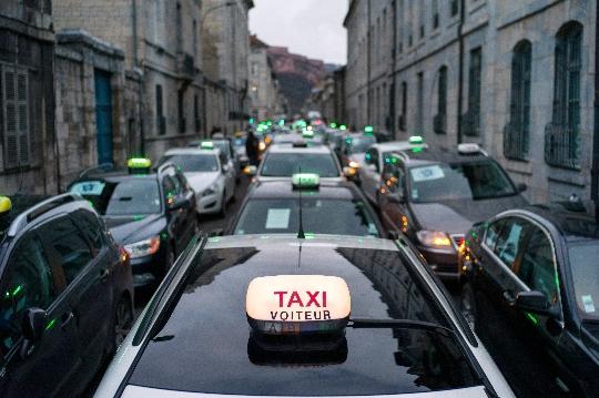 Taksi Ranskassa