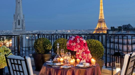 Pariisin romanssi