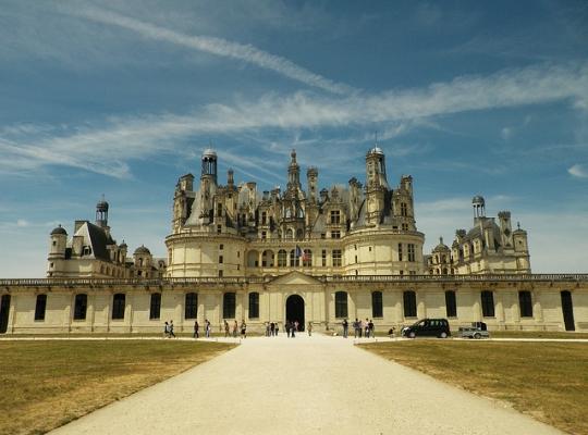 Kastelen van de Loire vanuit Parijs