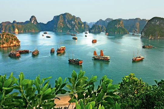 Lomakeskukset Vietnam