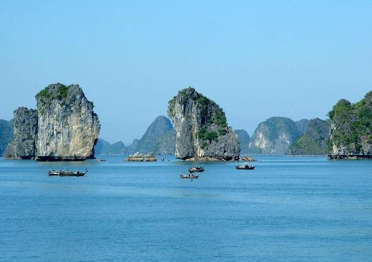 Kust van Vietnam