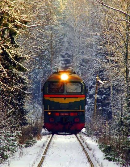 Руски влакове
