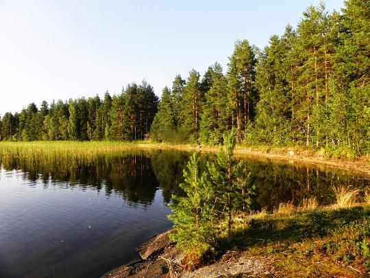Vakantie in Rusland in juni