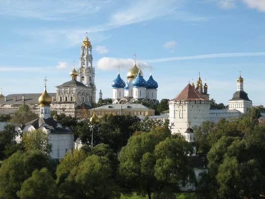 Matka Venäjälle
