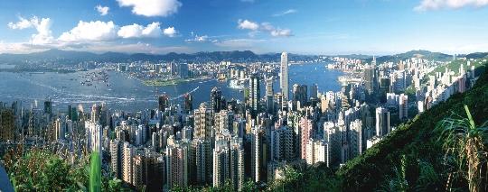 Hong Kong in 2 dagen