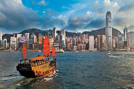 Matka Hongkongiin