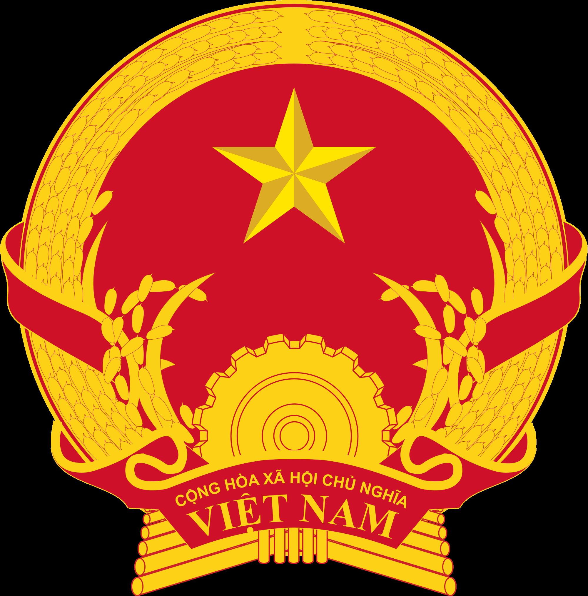 Wapen van Vietnam