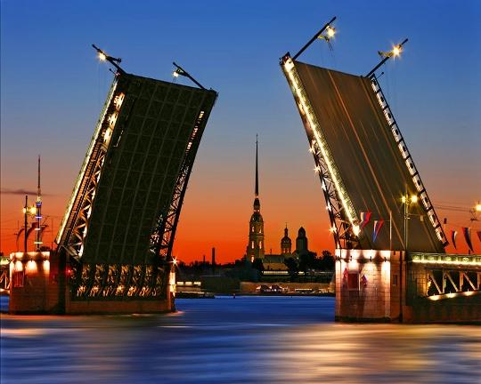 Сезон в Санкт Петербург